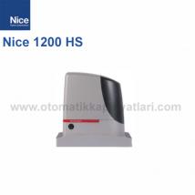 Nice Run 1200 HS  Kit| Yana Kayar Bahçe Kapısı Motoru
