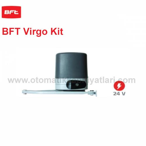 BFT Virgo Kit   Dairesel Bahçe Kapısı Motoru