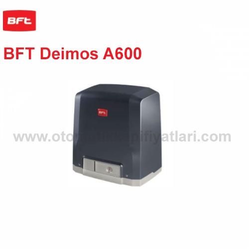 BFT Deimos AC V A600 Kit Ürün | Yana Kayar Bahçe Kapısı Motoru