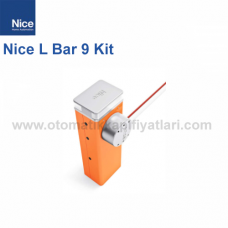 Nice L Bar 9 Kit |Kollu Bariyer