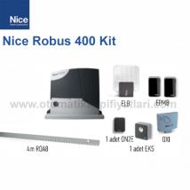 Nice Robus 400 Kit | Yana Kayar Bahçe Kapısı Motoru