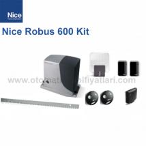 Nice Robus 600 Kit | Yana Kayar Bahçe Kapısı Motoru