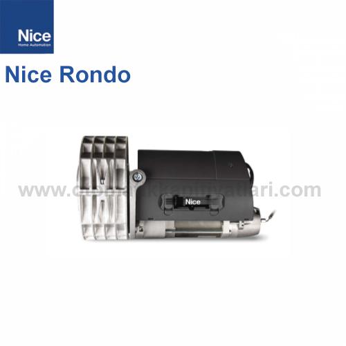 Nice Rondo 2040 |Santral Tip Kepenk Motoru