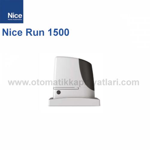 Nice Run 1500 | Yana Kayar Bahçe Kapısı Motoru