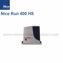 Nice Run 400 HS | Yana Kayar Bahçe Kapısı Motoru
