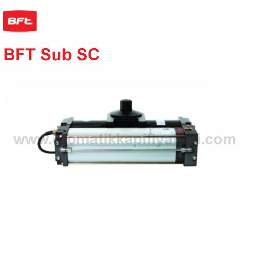 BFT Sub SC |Kanatlı Bahçe Kapısı Motoru