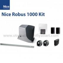 Nice Robus 1000 Kit Sürgülü Kapı Motoru