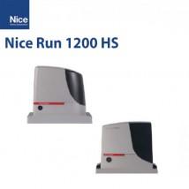 Nice Run 1200 HS Tek Motor Hızlı Garaj Kapısı Motoru