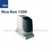 Nice Run 1500 Tek Motor Sürgülü Bahçe Kapı Motoru
