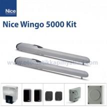 Nice Wingo 5000 Kit Kanatlı Kapı Motoru